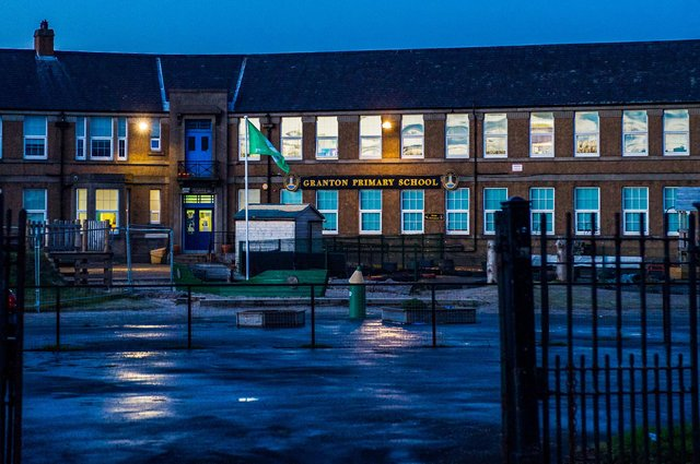 Granton Primary is one of five city schools whose new nurseries have been delayed   Pic: Steven Scott Taylor