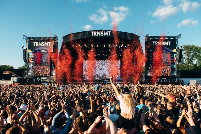 Big stage: TRNSMT will be returning this year