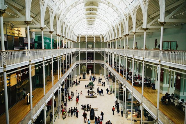 The National Museum of Scotland is now open to visitors but which other galleries and museums in Edinburgh can you currently visit?