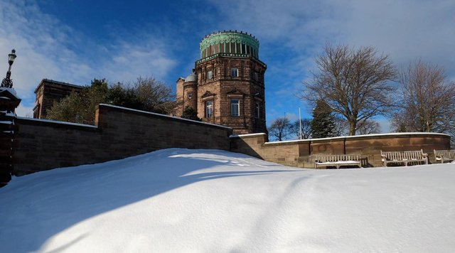 The Observatory on Blackford Hill
