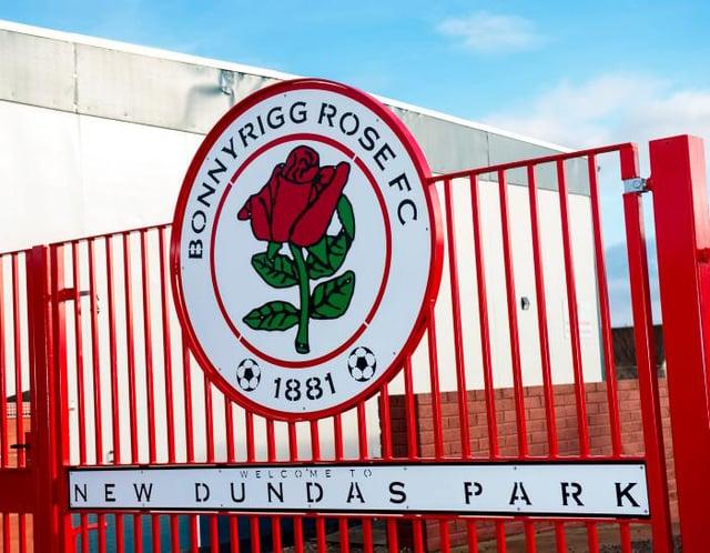 Bonnyrigg Rose's home ground New Dundas Park will host Celtic's first Lowland League fixture next month. (Picture: SNS)