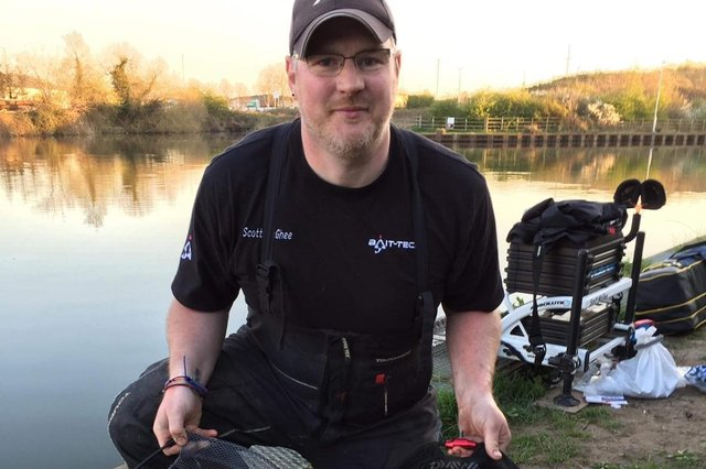 Scott McGhee will return to fishing in the Edinburgh and Lothians only days after finishing in the top 15 in a major national event.