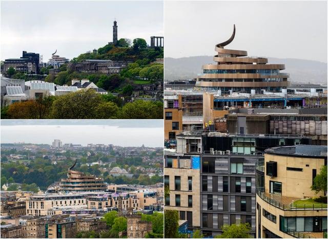 St James Quarter: Edinburgh's new skyline revealed as the last cranes come down