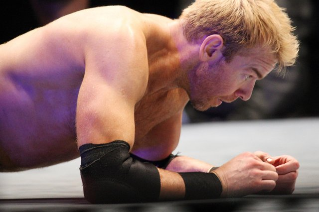 Christian Cage became the latest wrestler to make the jump from WWE to AEW when he was unveiled as AEW's mystery signee on the night. (Pic: Getty Images)