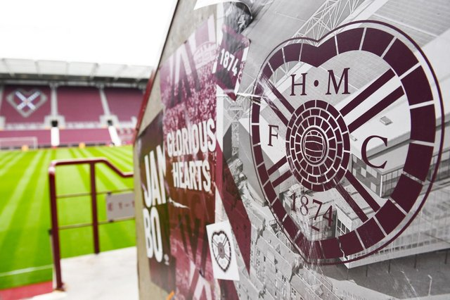 Hearts welcome Partick Thistle for a friendly fixture at Tynecastle Park. Picture: SNS