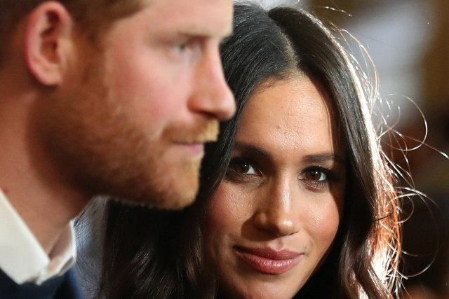 Prince Harry and Meghan Markle have named their daughter Lilibet Diana. PIC: PA/Andrew Milligan.