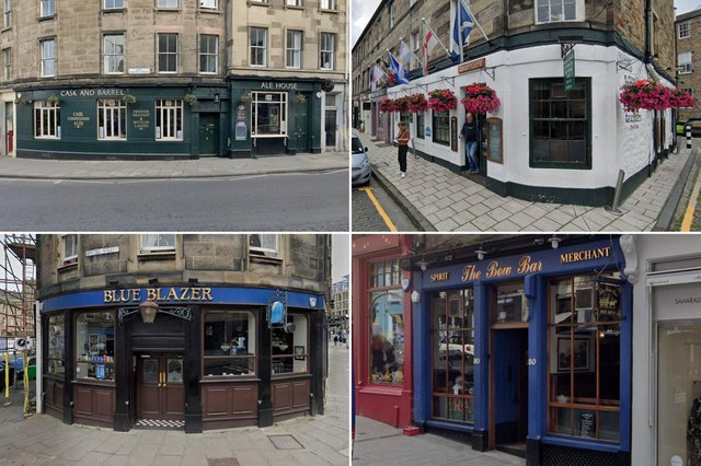 Here are 13 of the best Edinburgh pubs for real ales and craft beers.