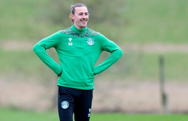 Jackson Irvine has impressed since signing for Hibs in the January window. Picture: SNS
