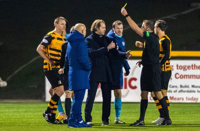 Hearts manager Robbie Neilson says Alloa penalty was wrong as his team exit  Betfred Cup   Edinburgh News