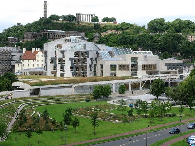Candidates want to sit in the Scottish Parliament