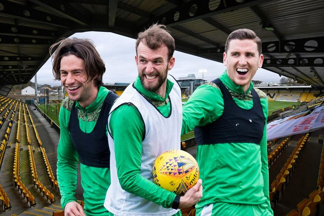 Will it be all smiles for Hibs at ten to five this afternoon?