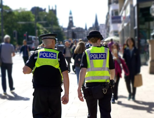 Police Scotland said stop and search contributes to the prevention, investigation and detection of crime in communities (Photo: Shutterstock)