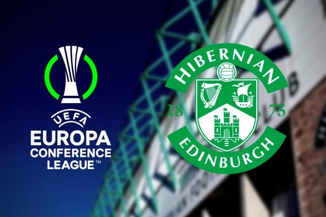 Hibs have learned their opponents for their first ever Europa Conference League tie
