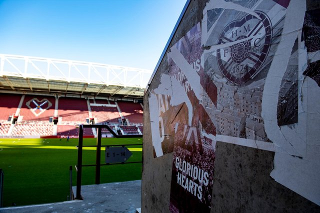 Hearts have made a key addition with the appointment of a head of recruitment. (Photo by Paul Devlin / SNS Group)