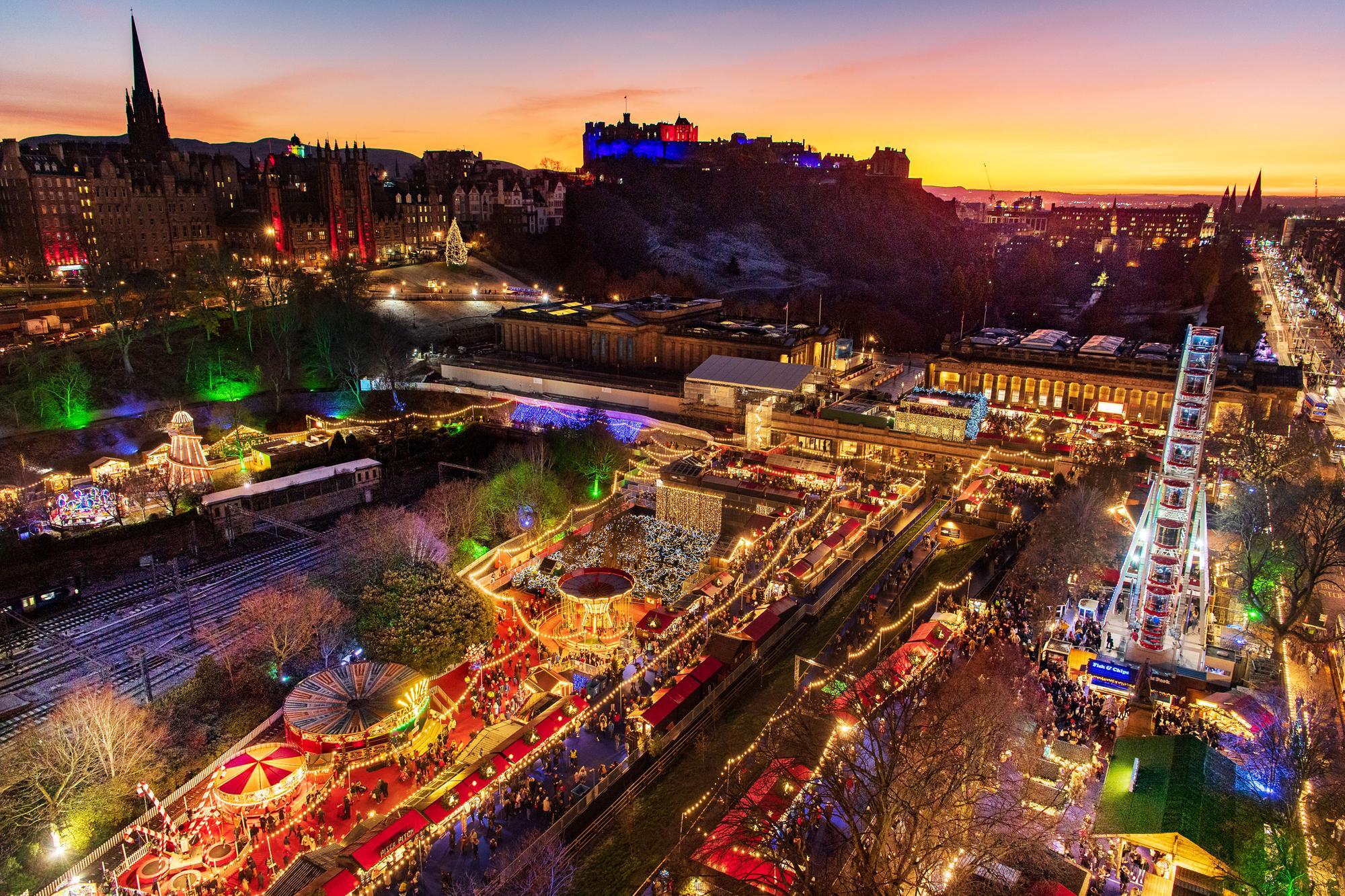 Underbelly lift the lid on the finances of Edinburgh's Christmas and Hogmanay festivals