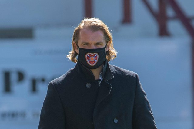 Robbie Neilson has confirmed transfer plans are underway to revamp the Hearts squad. Picture: SNS