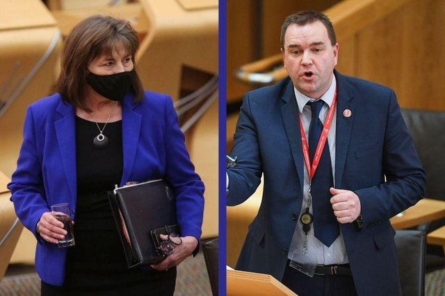 MSPs recalled to Holyrood to mark the death of Prince Philip on Monday should also be given the chance to question the Health Secretary over care home deaths, Neil Findlay has argued.