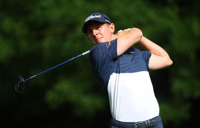 Grant Forrest produced a strong start in the Dubai Duty Free Irish Open at Mount Juliet. Picture: Andrew Redington/Getty Images.