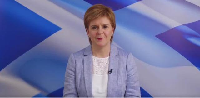 Nicola Sturgeon wish Muslims in Scotland and around the world happy Eid praising 'community spirit' during coronavirus pandemic.