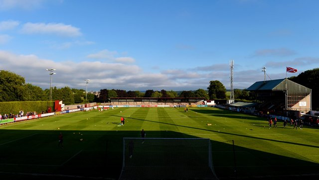 Brechin City are have written to the SPFL board over the play-offs. Picture: SNS