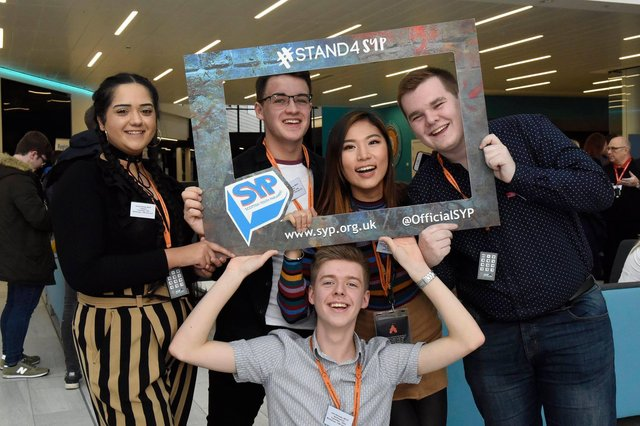 Candidates are being sought for the Scottish Youth Parliament elections later this year (Picture: Mike Scott)