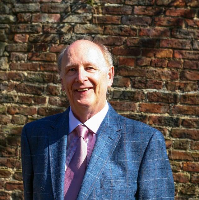 David Linley, 65, Haddington.