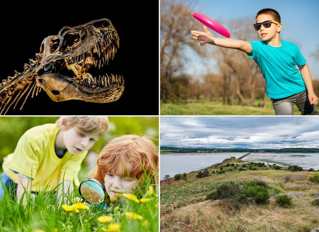 Some of the fun and free activities your kids can enjoy in Edinburgh over the summer holidays.