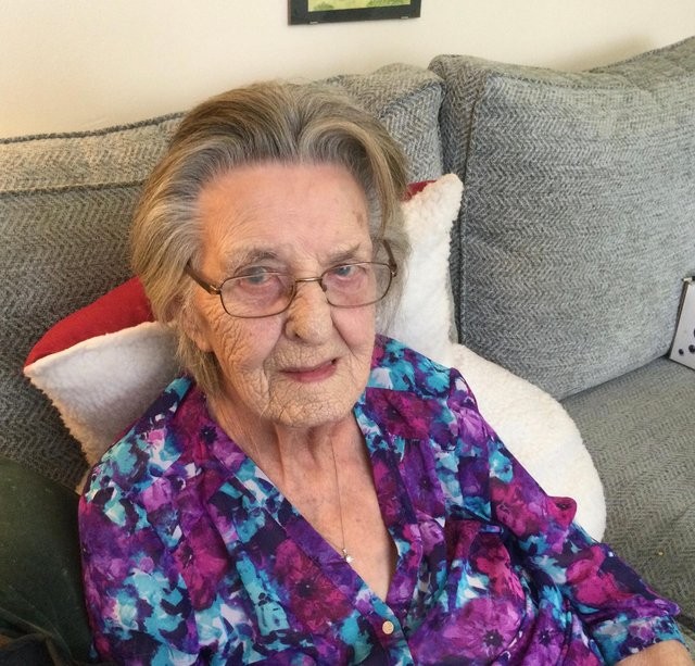 Eleanor says secret to life is sense of humour and daily slice of cake