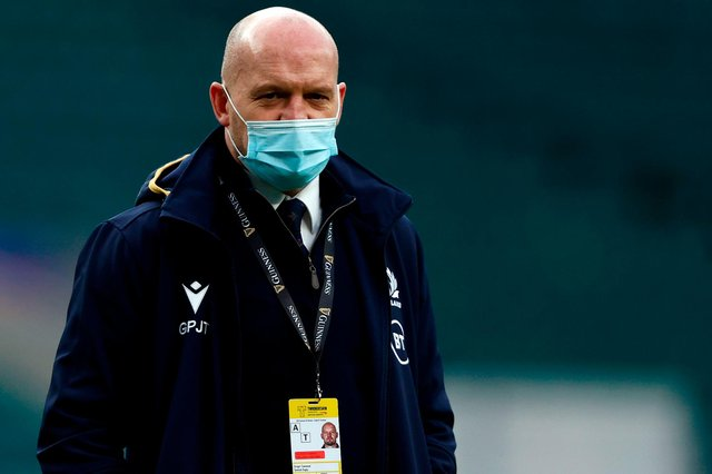 Head coach Gregor Townsend will be looking to steer Scotland to their first win over Ireland since 2017 at BT Murrayfield. (Pic: Getty Images)