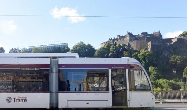 Edinburgh Trams resume normal service from Monday, June 7 onwards (Photo: Edinburgh Trams)