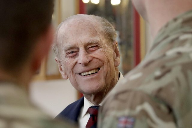 The operation to carry out the Duke's funeral will now get under way.