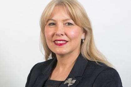 Lezley Marion Cameron is Labour candidate in Edinburgh Pentlands