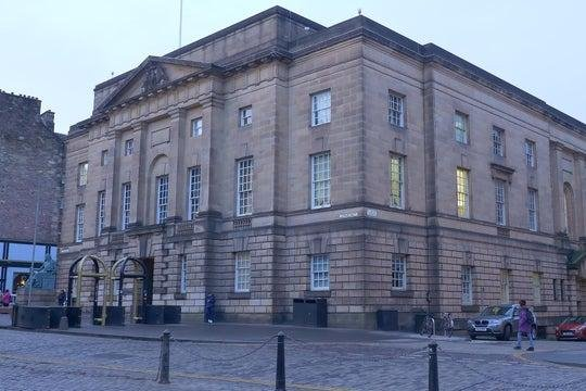 Bathgate stated that he did not know who the man was but that he had been at his house drinking with him.