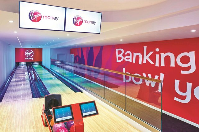 The group, formerly known as CYBG, is to bring together the Clydesdale and Yorkshire banking brands with Virgin Money. Picture: Virgin Money