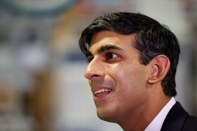 Rishi Sunak announced a £30bn job saving package on July 8 (Getty Images)