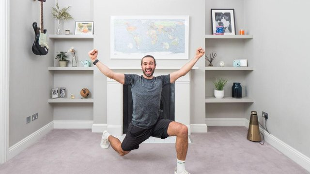 Joe Wicks will release his first children's book Burpee Bears in September this year.
