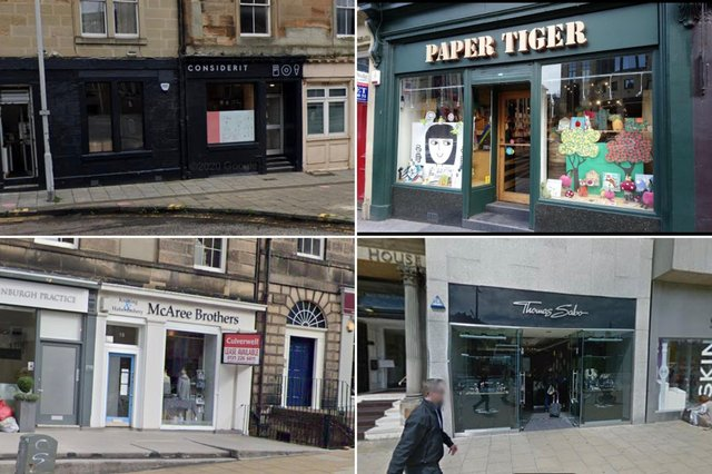 We asked you which Edinburgh and Lothians shops and businesses you were most looking forward to returning to post-lockdown. Here are 13 of your favourites.