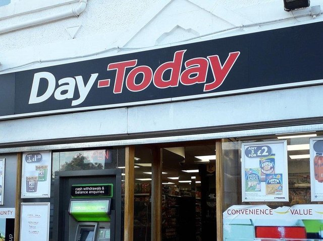 Licence granted: The Day-Today store in Tranent