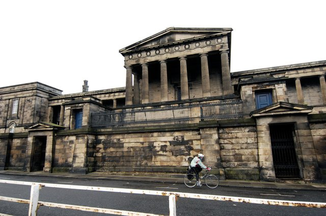 The former Royal High School is one of the sites Cllr Chas Booth has asked about