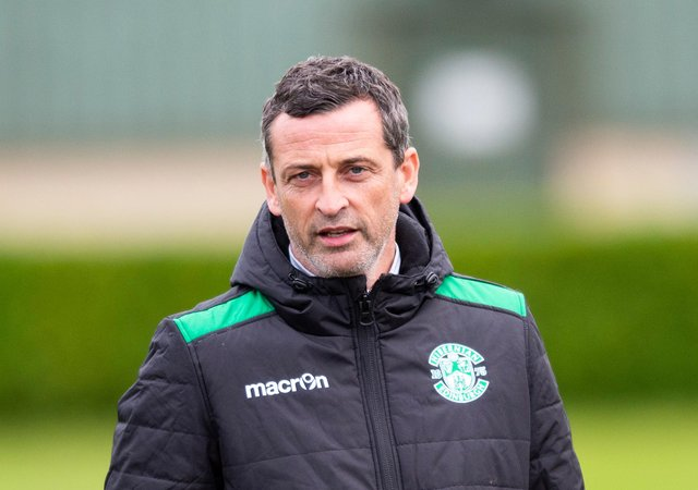 Jack Ross refused to comment on talk linking Hibs with Allan Campbell and Kyle Magennis