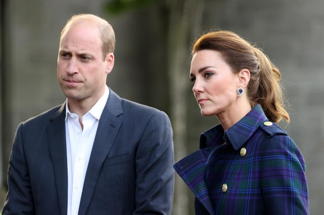 The Duke and Duchess of Cambridge who may be asked to spend more time in Scotland under plans reportedly drawn up by palace officials to bolster the Union. Issue date: Sunday June 6, 2021. Pic: Chris Jackson/PA