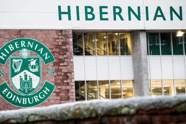 Hibs have taken out a credit facility with the Scottish Government to help alleviate the financial impact of the Covid crisis. (Photo by Ross Parker / SNS Group)