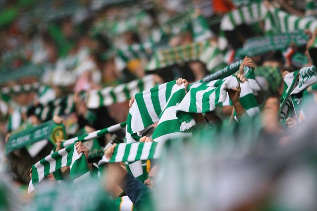 Celtic fans have been mourning 'Terry Munro' since Rangers were handed the title, destroying Celtic's dream of the ten-in-a-row victory (Picture: Getty Images)