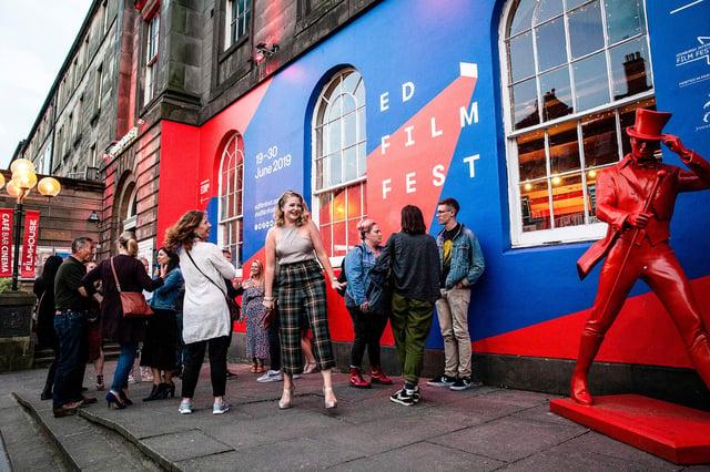 There's plenty to see at the 74th Edinburgh Film Festival. Photo credit: EIFF.