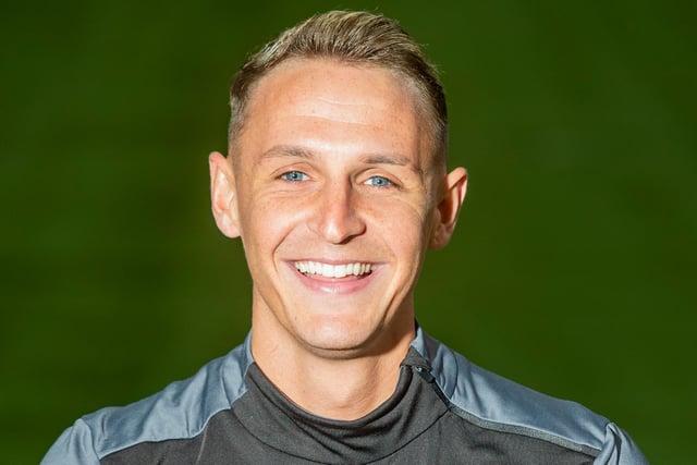 Liam Henderson has joined Arbroath