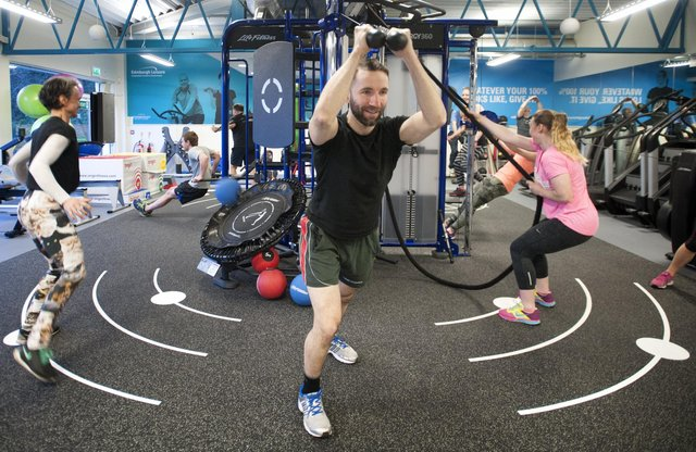 Those signing up for an Edinburgh Leisure membership online throughout June will have no joining fee
