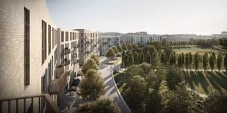 The development is due to be constructed over the next five years