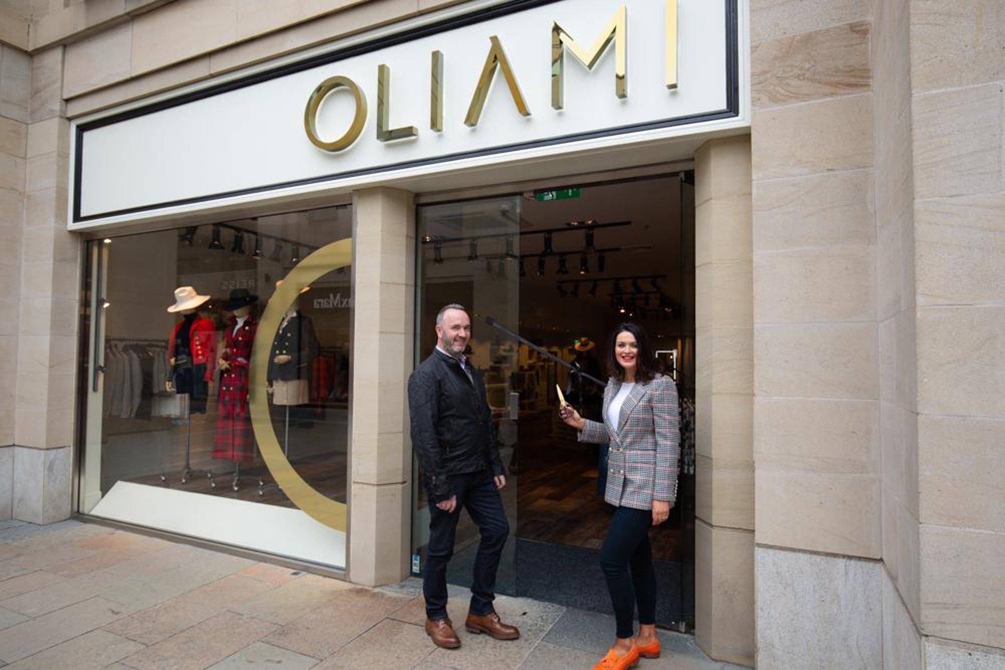Scottish-owned luxury retailer opens on Edinburgh's Multrees Walk