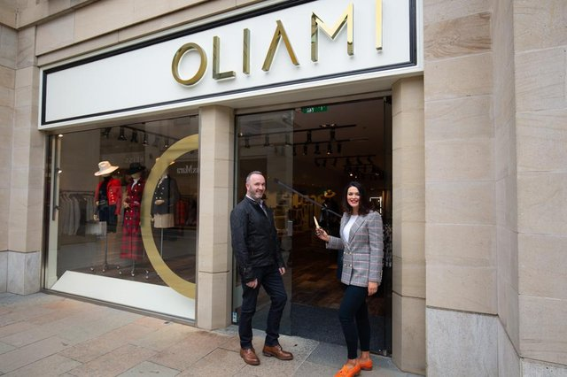 OLIAMI is owned by husband and wife team Murray and Nadia Alexander.