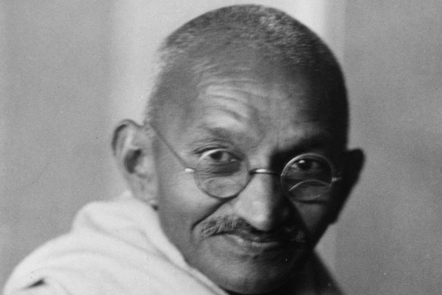 """Mahatma Gandhi said a nation should be judged on """"how it treats its weakest members"""" (Picture: Hulton Archive/Getty Images)"""